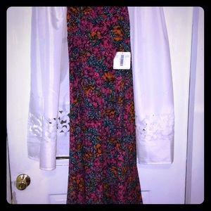 BNWT Lularoe Maxi skirt XS